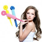 Hair curler foam pakke m/ 3 stk - Skumcurlere