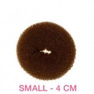 Hair Donut - Brun -4 cm