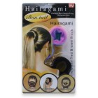 Hairagami (sort + lilla) 2 stk