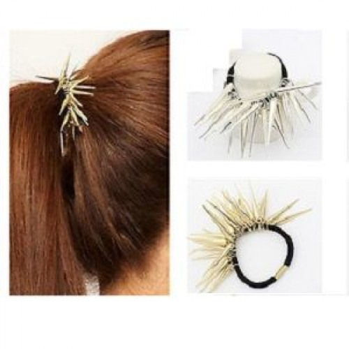 Haircuff - Metal med spikes