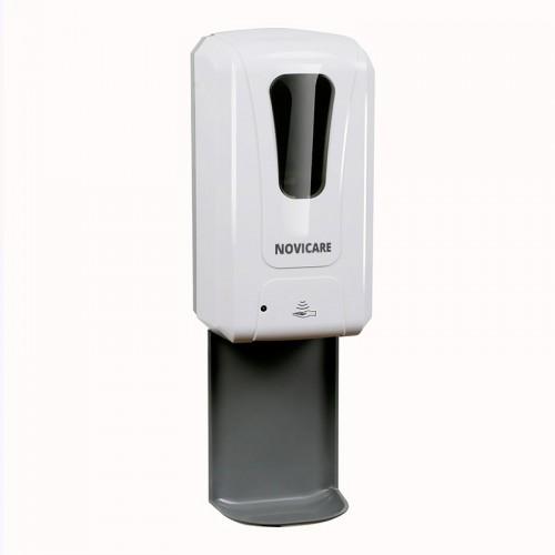 Berøringsfri Håndsprit dispenser med automatisk sensor til væg D1406 - Novicare