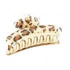 Hårklemme - Leopard