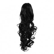 Hestehale Extensions - Curly sort 1#