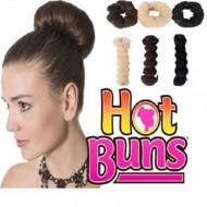 Hot Buns Hair Donut - 16 cm