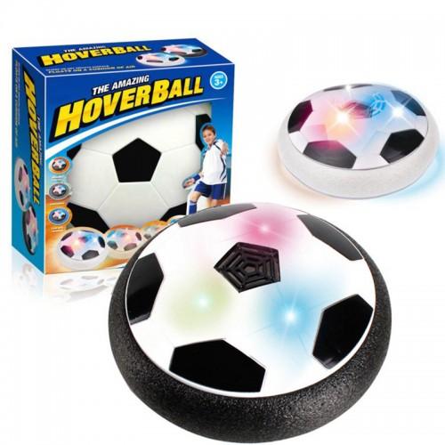Hover Fodbold med LED-lys