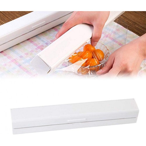 Vita wrap Husholdningsfilm Dispenser / Rulleholder
