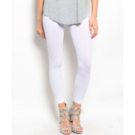 Hvide Leggings, One Size - Soho Girls®