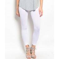Hvide Leggings, One Size - Soho Girls®