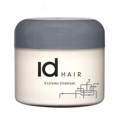 ID Hair Extreme Titanium hårvoks 100 ml