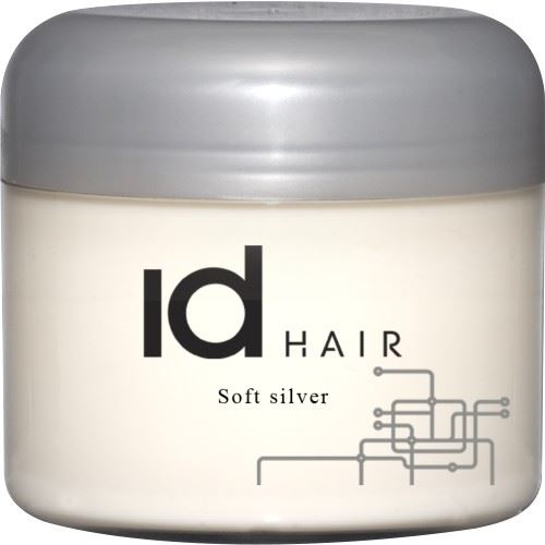 ID Hair Soft Silver hårvoks 100 ml