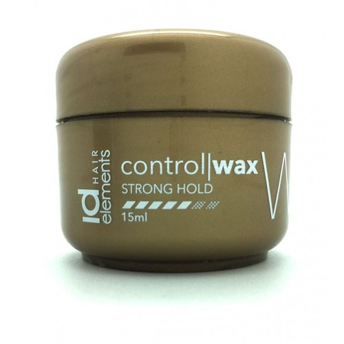Id Hair Voks Gold control travelsize hårvoks 15 ml.