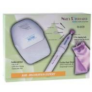 Kit med Negletørrer + Elektrisk neglefil - Nails Decorator®
