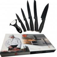 Kokke Knivsæt til køkken | LS Kitchen 6 dele