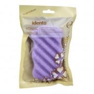 Konjac Sponge Svamp (til kroppen) - Wave Lavender fra Idento