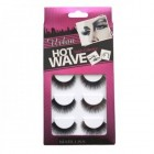 Kunstige Vipper - Hot Wave collection 5pack no. 3306 - 5 par