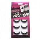 Kunstige Vipper - Hot Wave collection 5pack no. 3306 - 5 par