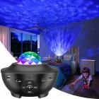 LED Galaxy Sky Projektor - Lav smuk stjernehimmel