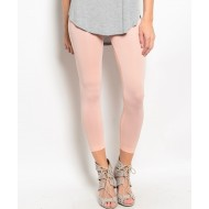 Leggings Ferskenfarvede, One Size - Soho Girls®