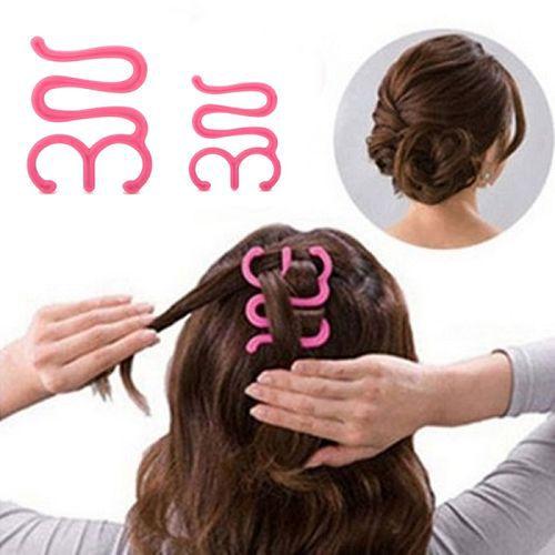 Magic Twister Hair braider Tool - Lav flotte fletninger