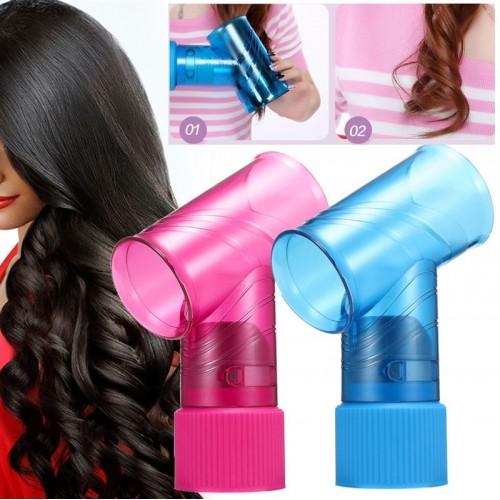 Magic Wind Diffuser Pink - Passer til de fleste hårtørrer
