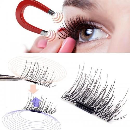 Maglash® Magnetiske Øjenvipper