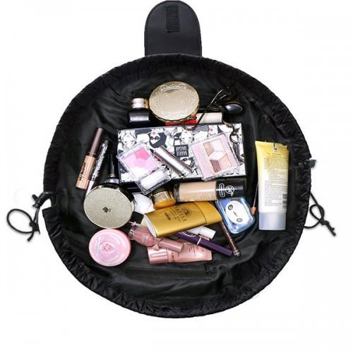 Makeup rejsetaske - Sort