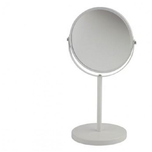 Makeup Spejl med fod - Hvid/White Uniq® Design