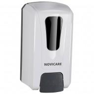 Manuel Håndsprit Dispenser til væg D1200M - Novicare