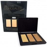 MeNow® Camouflage Universal Concealer Palette - 3 nuancer