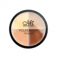 MeNow Pro Foundation 4 Color