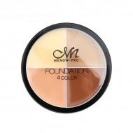 MeNow Pro Foundation 4 Color