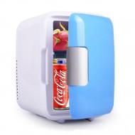 Mini Køleskab til hjemmet / bilen (4 liter)