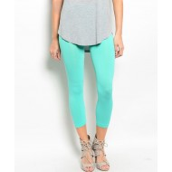 Mintgrønne Leggings, One Size - Soho Girls®