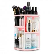 AVERY® 360º Rotating Cosmetic Organizer, Pink