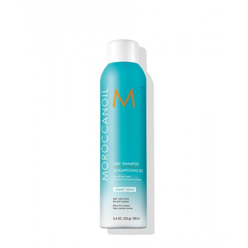 MOROCCANOIL® Dry shampoo 205 ml - Light Tones