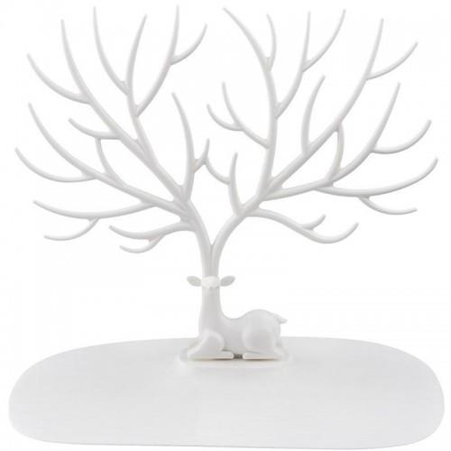 My Deer Smykketræ - Hvid