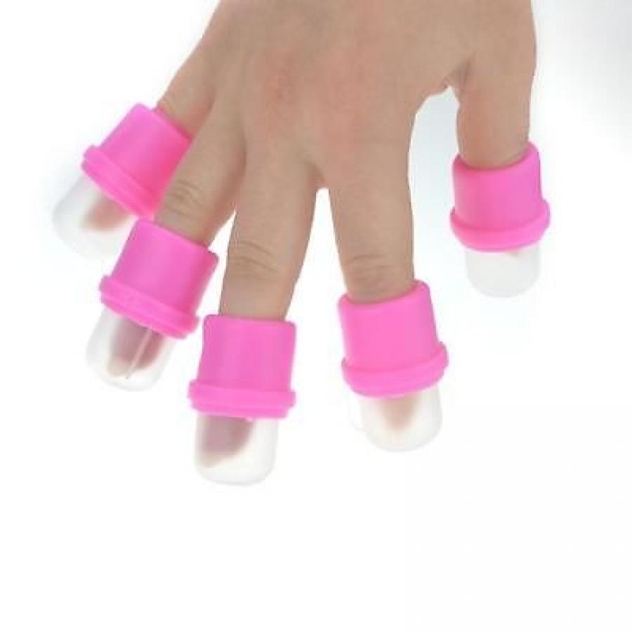 plastik negle