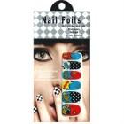 Nail Stickers - Negle wraps  12 stk no. 05