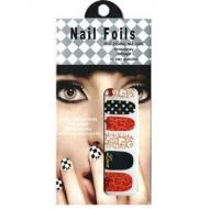Nail Stickers - Negle wraps  12 stk no. 13