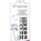 Nail Stickers - Negle wraps 16 stk no. 21