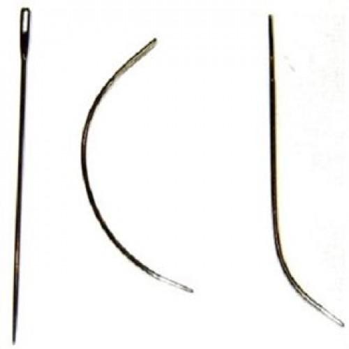 Nåle til påsyning af hair extensions