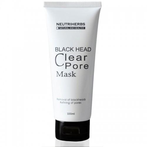 Neutriherbs Black Mask - ansigtsmaske mod hudorme 100 ml