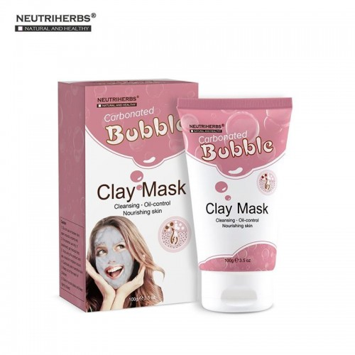 Nutriherbs Bubble Mask - Carbonated Bubble Clay Mask
