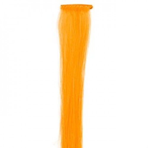Orange, 50 cm - Crazy Color Clips
