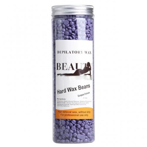 Pearl Wax Voksperler 400 gram Megapack - Lavender