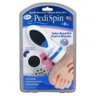 PediSpin - Elektronisk fodpleje