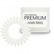 Premium® Spiral elastikker - Hvid