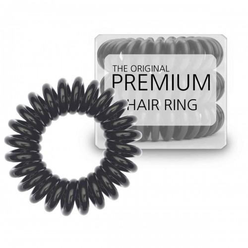 Premium® Spiral elastikker - Sort