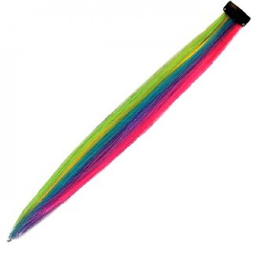 Rainbow, 50 cm - Crazy Color Clips
