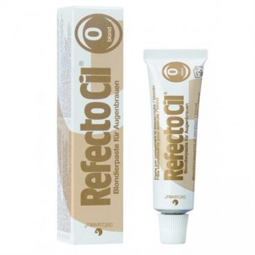 Refectocil No 0 Blonde - Afblegning til bryn 15 ml.